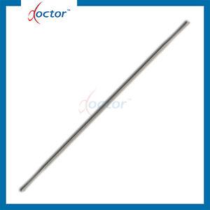 Specillo bottonuto in acciaio inox lunghezza 16 cm ø 2 mm - Specilli bottonuti