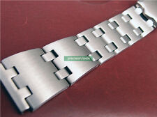 19mm Stainless Steel Replacement UFO Bracelet For 6138 6106 6119 4006 Sport 5