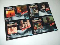 Rare! Virtua Fighter 3 Command table Sheet SEGA 1996 Japan import