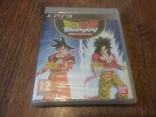 Fin de mois vente Dragon Ball Z Budokai HD Collection PS3