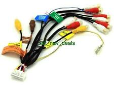 Pioneer AVIC-F900BT AVIC-F910BT AVIC-F9110BT AVIC-D3 RCA Pre Out leads cable