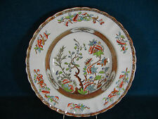 Copeland Spode Indian India Tree Old Mark Pattern 2/916 Large Rim Soup Bowl(s)