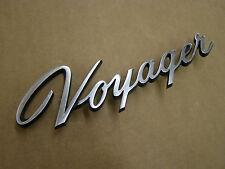 OEM Ford 1966 Mercury Comet Voyager Station Wagon Emblem Script