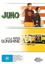 Juno / Little Miss Sunshine (DVD, 2011, 2-Disc Set)