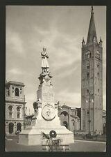 AD9757 Forlì - Città - Monumento A. Saffi e Piazza con S. Mercuriale