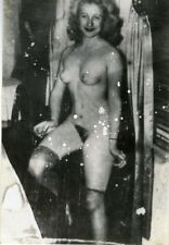 """PIN-UP SEXY"" Photo originale années 50"