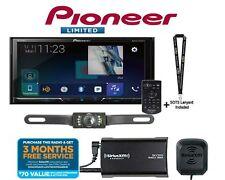 "Pioneer AVH-2440NEX 7"" DVD Receiver Apple CarPlay SiriusXM Tuner + Backup Cam"