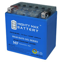 Mighty Max YTX16-BS GEL Battery Replacement for Yuasa OEM# K26012-1017