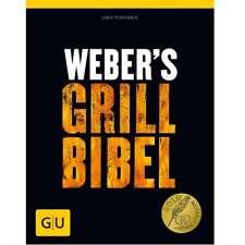 WEBER'S GRILLBIBEL GU GRILLEN JAMIE PURVIANCE GRÄFE UND UNZER WEBERS