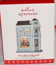 2017 Hallmark Keepsake Korners Hall Bro's Card Shop FAST FREE SHIP