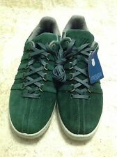 K Swiss Never Release Sample Classic VN Concrete Suede Forest/Sand MEN'S 9