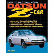 How to Restore Your Datsun Z-Car - Wick Humble (PAPERBACK) New