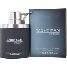YACHT MAN BREEZE by Myrurgia cologne EDT 3.3 / 3.4 oz New in Box