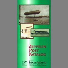Sieger Zeppelinpost Katalog - Graf Zeppelin - NEU! [SI930