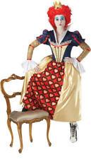 Rubie's Official Ladies Alice in Wonderland Red Queen Adult Costume - Large