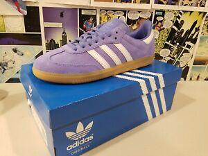 Adidas Samba OG Women's Shoes Real Lilac/Real Lilac/Crystal White B44697
