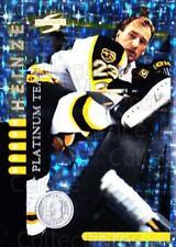 1997-98 Score Boston Bruins Platinum #10 Steve Heinze