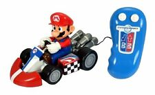 Brand new Nintendo character RC toy Mario Kart Wii Remote Control Car