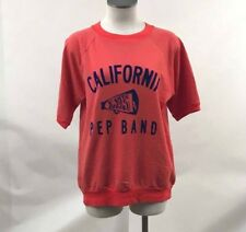 Project Social T Women's Shirt California Ringer Orange MED NWT Urban Outfitters