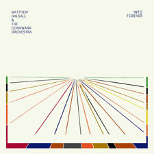 Matthew Halsall & The Gondwana Orchestra : Into Forever CD (2015) ***NEW***