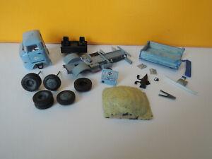1:87 HO DDR Bauteile IFA W50 mit Kipperaufbau von Jano