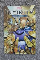 Marvel Comics INFINITY #1 Free Comic Book Day Edition Hickman Cheung