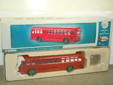 GM Bus texaco Crew Bus - Corgi Classics 54015 - 1:50 in Box *43522