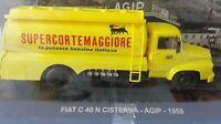 N/Ixo Die cast Model Fiat  C 40 N Agip 1/43 D.B.