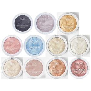 MUA Make Up Academy Shimmer Highlighter Powder - CHOOSE YOUR SHADE