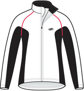 BBB Missionshield Ladies Long Sleeve Jersey: White