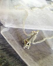 Inspired Eiffel Tower Paris Charm Necklace18inch
