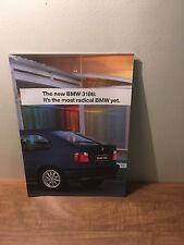 1995 BMW 318ti Brochure