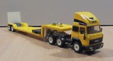 SIKU IVECO VTG DIECAST MACHINERY TRANSPORTATION TRUCK MADE IN W. GERMANY