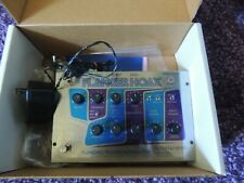 Electro Harmonix Flanger Hoax Phase Modulator Effects Pedal w/Box & Adapter EHX