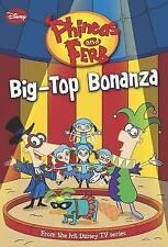 Big Top Bonanza (Disney) (Phineas and Ferb), , New Book