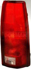 92-99 C1500, C2500 SUBURBAN     TAIL LAMP LENS RH PASSENGER SIDE REAR  1610049
