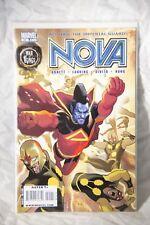 NOVAMarvel Comic Issue #24 - War of Kings