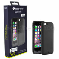 Genuine CasePower MFi Certified iPhone 6/6S External Battery Power Charging Case