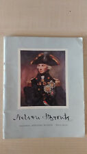 NELSON & BRONTE NAISH GPB - NATIONAL MARITIME MUSEUM LONDON 1958 (FIRST EDITION)