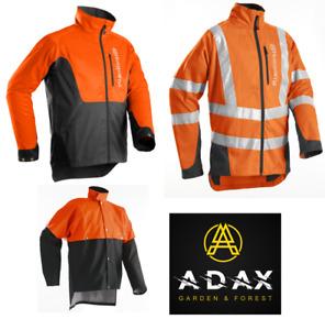 Orig Husqvarna Forest jacket Classic chainsaw protective antirain jacket highviz