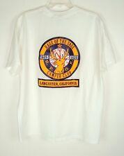 BPOE Elks Rage Of The Sage Camper Club Tee Shirt Lancaster Ca XL