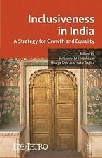 IDE-JETRO: Inclusiveness in India : A Strategy for Growth and Equality (2011,...