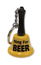 1 Ring For Beer Keychain Bell bachelorette gag gift adult novelty table elephant
