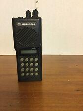 Motorola 800 MHz GTX radio