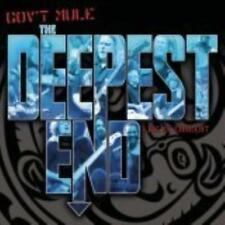 GOV'T MULE - THE DEEPEST END LIVE IN CONCERT 2 CD 1 DVD SET FATBOX CASE AS NEW