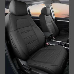 Honda CR-V 2017-2021 Exact Size Quality Custom Tailored Car Seat Cover (VIDEO)