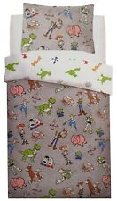 Disney Toy Story Are Back In Town Panel Single Bed Duvet Quilt Cover Set Gift