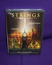 Strings DVD Sci-Fi & Fantasy Anders Ronnow Klarlund Rare Animation NEW!!