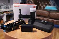 Canon BG-E9 Batería Grip y oficial Canon Batería LP-E6