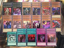 Yugioh Tournament Ready to Play Vampire 47 Card Deck Fraulein Domination Domain